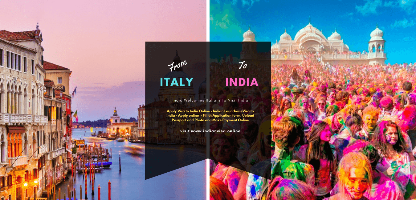 e-Visa India for Italian citizen