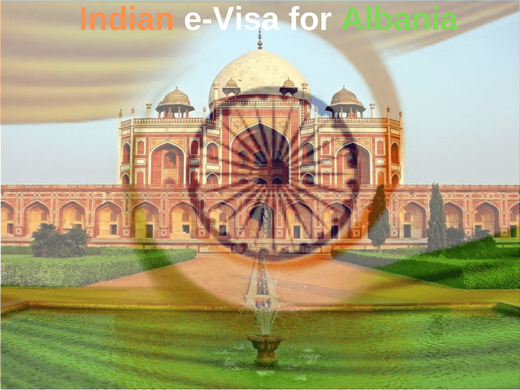 Indian e-Visa for Albania