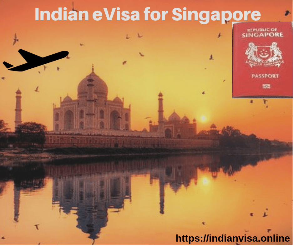 Indian e-Visa for Singapore